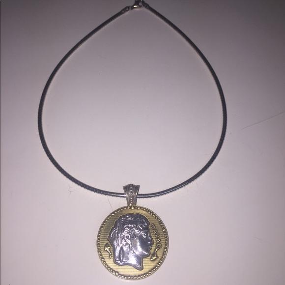 Konstantino jewelry pendant w chain poshmark konstantino pendant w chain aloadofball Gallery